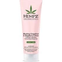 "Hempz Blushing Grapefruit&Raspberry - Кондиционер для душа ""Грейпфрут и Малина"", 250мл"