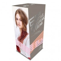 Wella Professionals Eimi - Набор (Лак Stay Styled 300мл + Пена Natural Volume 300мл)
