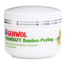 "Gehwol Fusskraft Soft Feet Peeling - Пилинг ""Бамбук и жожоба"", 125мл"