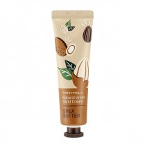 Tony Moly Natural Green Hand Cream Shea Butter - Крем для рук,30мл